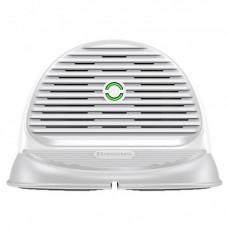 Wireless charger Baseus Silicone Horizontal Desktop WXHSG-02, white