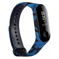 Armorstandart Fitness Bracelet Strap for Xiaomi Mi Band 4/3 Khaki Blue