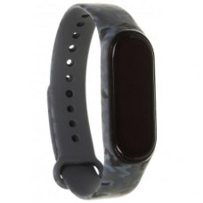 Armorstandart ARM-Y Fitness Bracelet Strap for Xiaomi Mi Band 4/3 Graphite