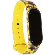 Armorstandart ARM-Y Fitness Bracelet Strap for Xiaomi Mi Band 4/3 Yellow
