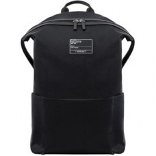 Backpack 90FUN Lecturer casual backpack Black (Ф04021)
