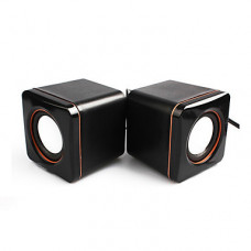 PC speakers SPS D02A USB computer speakers