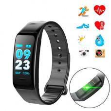 Fitness tracker smart bracelet smart watch waterproof C1S