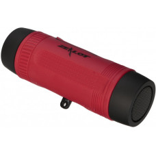 Bicycle bluetooth speaker Zealot S1 with handlebar mount, red