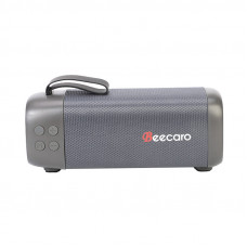 Bluetooth speaker portable Beecaro GF401, gray